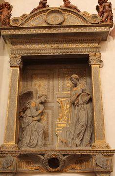 Anunciação Santa Croce Firenze