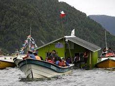 fotos de chiloe la mingas chile - Buscar con Google