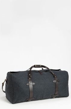 Filson Large Wool Duffel Bag available at Nordstrom, love filson