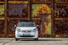 New smart fortwo & forfour by Daimler