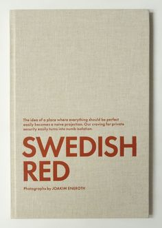 Swedish Red | Joakim Eneroth