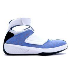 310455 411 Air Jordan 20 University Blue / White http://www.uxfoundry.com/310455-411-air-jordan-20-university-blue-white-p-1032.html