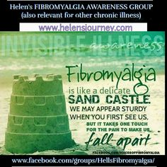 """Fibro-my-what?"" Let me explain… All about the health condition FIBROMYALGIA – Helen's Journey Chronic Fatigue Syndrome, Chronic Illness, Chronic Pain, Fibromyalgia Awareness Day, Endometriosis, Fibro Flare, Arthritis Symptoms, Adrenal Fatigue, Invisible Illness"