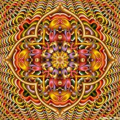 Pastel Rainbow Kaleidoscope by fraxialmadness3 on DeviantArt
