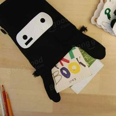 Cute Ninja Rabbit Cloth Tied Mouth Daily Sundries Storage Bag Stuff Bag.Now is on sale at the best prices online at BangGood.com, you can enjoy the free and fast shipping ,Shop the best quality!