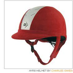 Charles Owen ARY8, lovely helmet