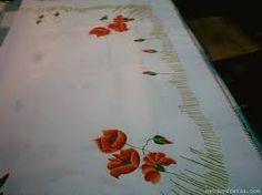 Resultado de imagen para dibujos para pintar en tela manteles