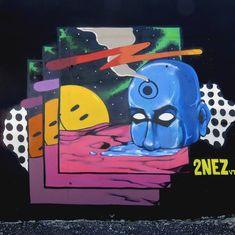 Artista: @alfredosnez Locación: España . . . #streetart #streetartistry #streetartist #streetartuk #streetartporn #streetartinsta #streetarthunter #streetartaddicted #art #artoninstagram #graffitis #graffitti #spraycanart #graffiti #urbanart #painting #pasteup #stencil