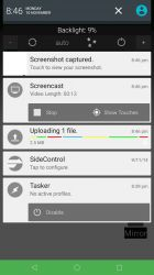 Koush updates Mirror, brings screen recording