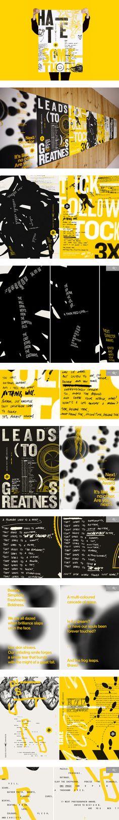 D&AD // Next Awards - Pedro Prado