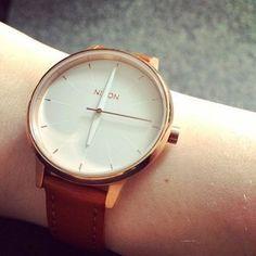 Très belle montre pour homme comme pour femme ! #montre #watch #nixon #homme #femme #mode #look #fashionformen