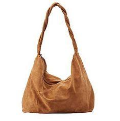 hobo purses and bags Hobo Purses, Purses And Handbags, Oversized Handbags, Over The Knee Boot Outfit, Leather Hobo Handbags, Leather Bag, Shoulder Strap Bag, White Purses, Look Fashion