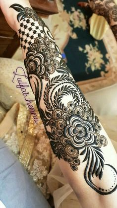 Modern Henna Designs, Latest Henna Designs, Floral Henna Designs, Mehndi Designs For Girls, Dulhan Mehndi Designs, Wedding Mehndi Designs, Latest Mehndi Designs, Mehndi Designs For Hands, Hena Designs