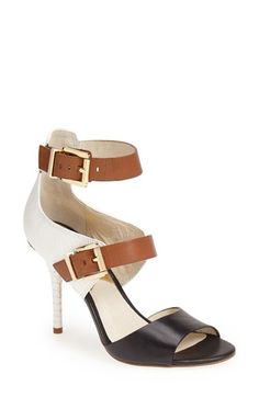 MICHAEL Michael Kors 'Adriana' Ankle Strap Sandal (Women) available at #Nordstrom