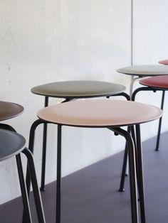 Ravioli Hocker S, Sitzsysteme