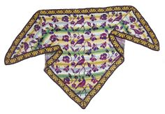 Floratuch  Schals mit stricken anleitung