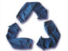 Reciclar jeans viejos