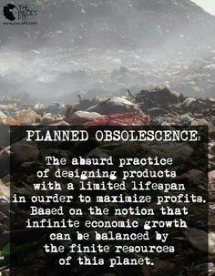#3. Planned Obsolescence