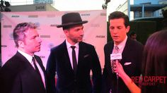3 of the 4 @TenorsMusic talk about working together & performing at @LAsPromise & giving back #LAPGALA   The Tenors, award winning performers, at the 2015 LA's Promise Gala #LAPGALA @LAsPromise