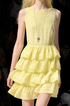 Blugirl at Milan Fashion Week Spring 2013 - StyleBistro