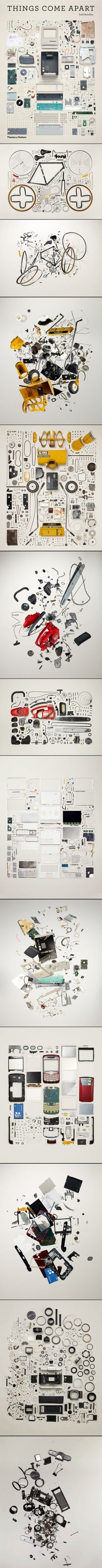 114 Best Exploded Images On Pinterest Design Process Dibujo And Honda 125 Atv Wiring Diagram Together With Circuit Board Tree Things Come Apart A Teardown Manual For Modern Living Todd Mclellan 0884724349610 Amazoncom Books