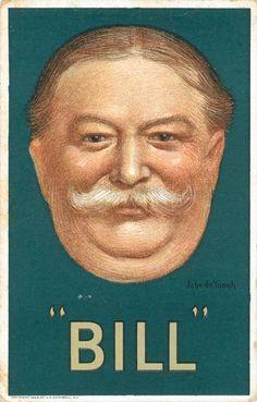 1908: William H. Taft (Republican) v. William J. Bryan (Democrat) v. Eugene V. Debs (Socialist)