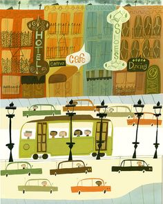 i love Matte Stephens illustrations. All of them!