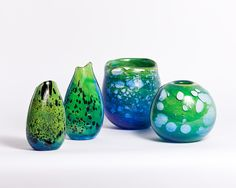 Vidrios de autor/ Ariel Roses Handmade glasses/ Ariel Roses