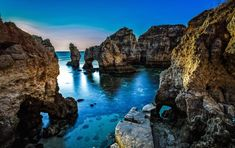 Algarve, Portugal | Discovered from Dream Afar New Tab