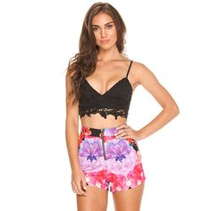 Mooloola Lost In Love Shorts From City Beach Australia