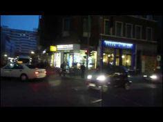 {B*} - Oranienstraße - Adalbertstraße (by night) - Berlin Kreuzberg