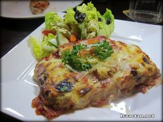 #6 Beef Lasagna - RM18