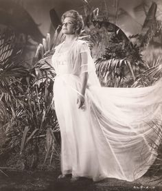 Ann Sheridan - from the movie Appointment in Honduras.