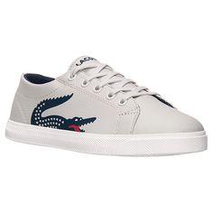 Оригинальные кроссовки ( кеды ) для мальчиков Производство США Lacoste Boys' Preschool Lacoste Marcel CLC Casual Shoes ( лакосте )