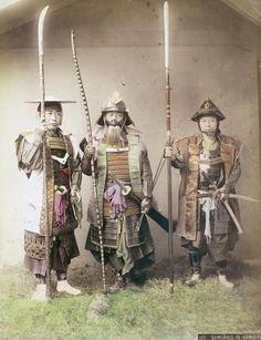 fotografias raras samurais 10