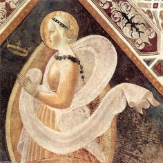 'foi', fresques de Paolo Uccello (1397-1475, Italy)