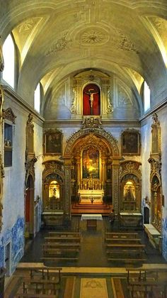 Convento de São Pedro de Alcântara - Ainda no fim de semana lá estive!