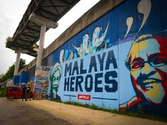 River Graffiti Art - Kuala Lumpur-7