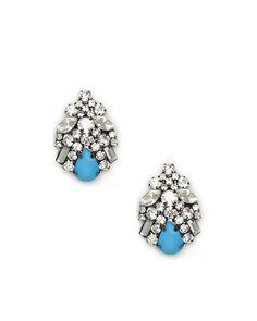 crystal & cerulean blue
