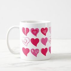 COIL COFFEE MUG - valentines day gifts love couple diy personalize for her for him girlfriend boyfriend