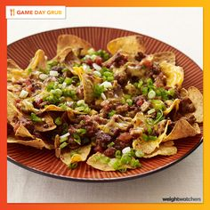 Beef Nachos (3 Points )   Weight Watchers Recipes