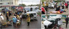 Policiacas: Playa del Carmen / Iban a exceso de velocidad...no...