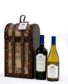 Downton Abbey Old World Wine Set