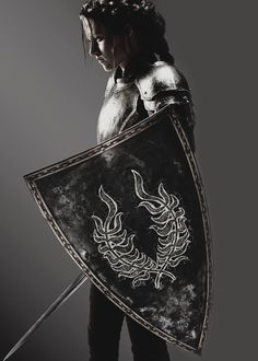 In the beginning of the Storm Age, the Couslands conspired with Warden-Commander Sophia Dryden in the Grey Wardens' attempted rebellion. The rebellion was betrayed to King Arland by politicians before it began, and the king's guard ambushed their meeting place, with the rebels barely managing to escape. The Couslands were not so lucky however. King Arland executed the Cousland Teyrn and a number of others, and then sent soldiers to Soldier's Peak to stamp out the remainder of the rebellion.
