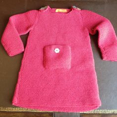 Robe framboise pour Tess
