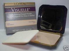 Loreal Visuelle Softly Refining Pressed Powder Transparence Medium 4 Oz 113 g -- Click image for more details. L'oréal Paris, Face Powder, Loreal, Face Makeup, Medium, Detail, Image Link, Beauty, Amazon