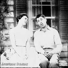 Patti and Jerry Lewis on the set of The Colgate Comedy Hour (m. 1944–80) six children; Gary, Ronald, Scott, Christopher, Anthony, and Joseph. Married 36 years, divorced. Jerry married a Vegas showgirl one year later. She was 32 years of age, Jerry was 56 years of age.