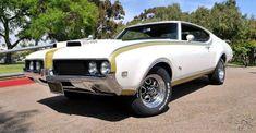 1969 Hurst Olds 442 455 HO  Only 900 made