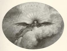 """Doré for """"The Raven"""" - plate 3 - ANATKH Inevitability"""