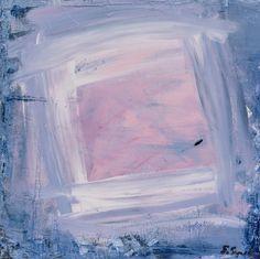 """Obraz na płótnie """"Pink Square"""""""